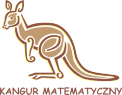 Konkurs Kangur Matematyczny - logotyp